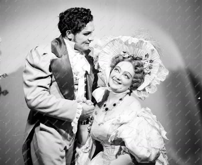 Kultúra - Opera - Mátray Ferenc és Gyurkovics Mária