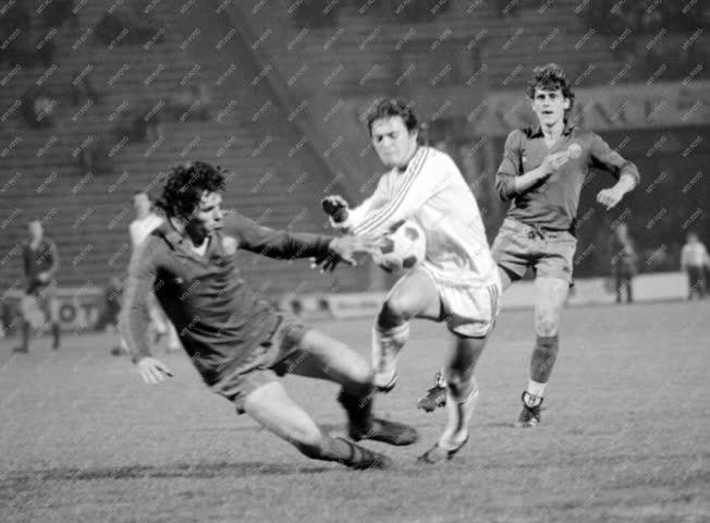 Sport - A Bp. Vasas-Ferencváros NB I labdarúgó-mérkőzésen