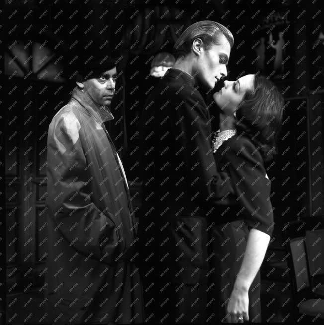 Kultúra - Színház - Jean Anouilh: Euridike című darab