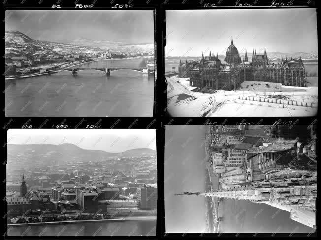 Városkép - Budapesti képek - Budapest album