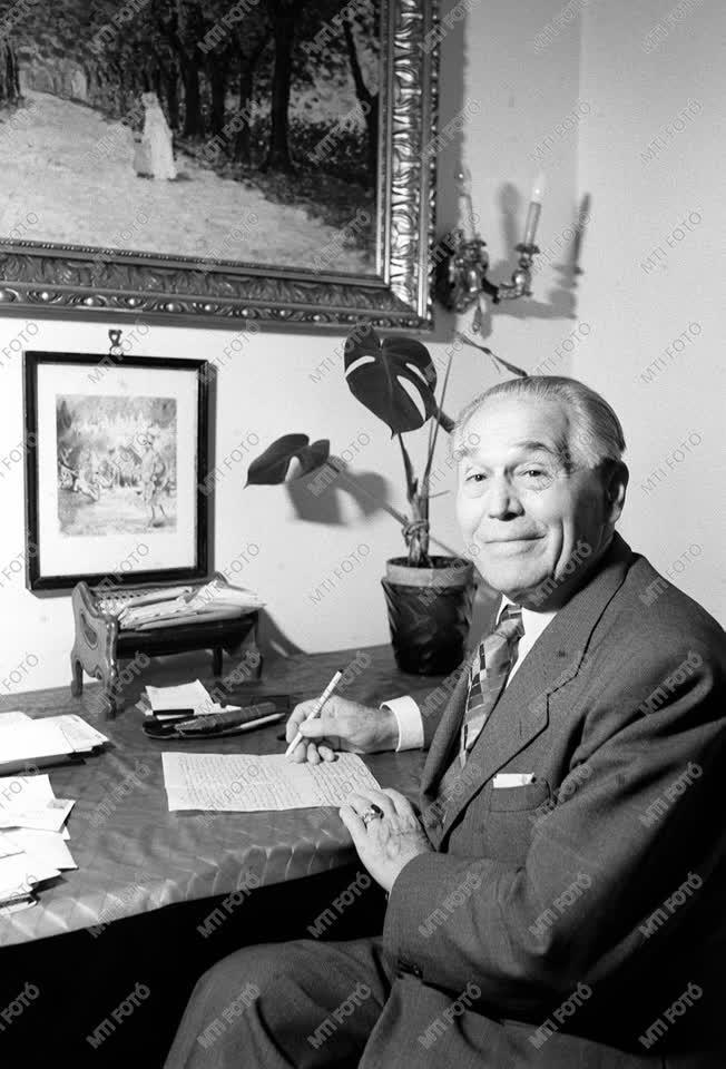 Palló Imre Kossuth-díjas operaénekes