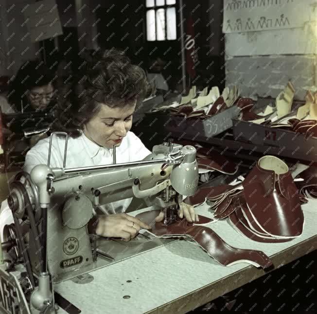 Ipar - Szombathelyi Cipőgyár