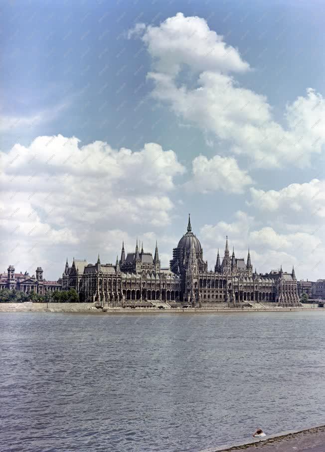 Városkép - Budapest - Országház