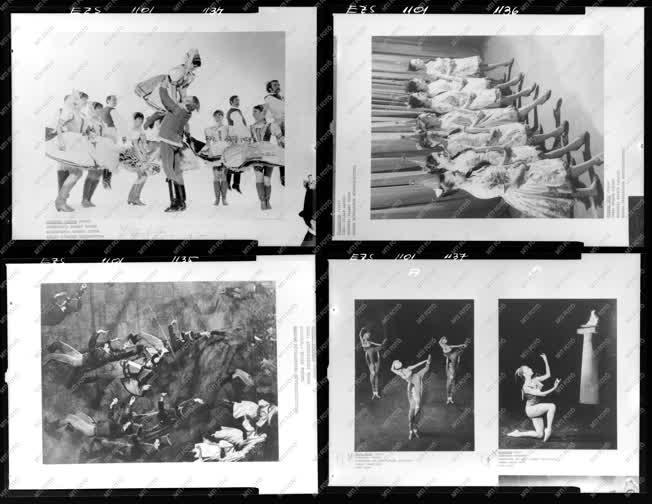 Kultúra - Balett, néptánc