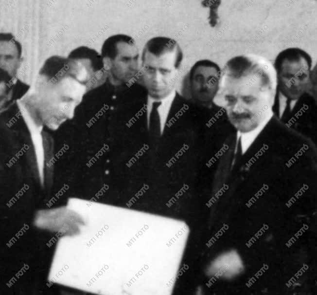 Kossuth-díjasok - Tóth Imre