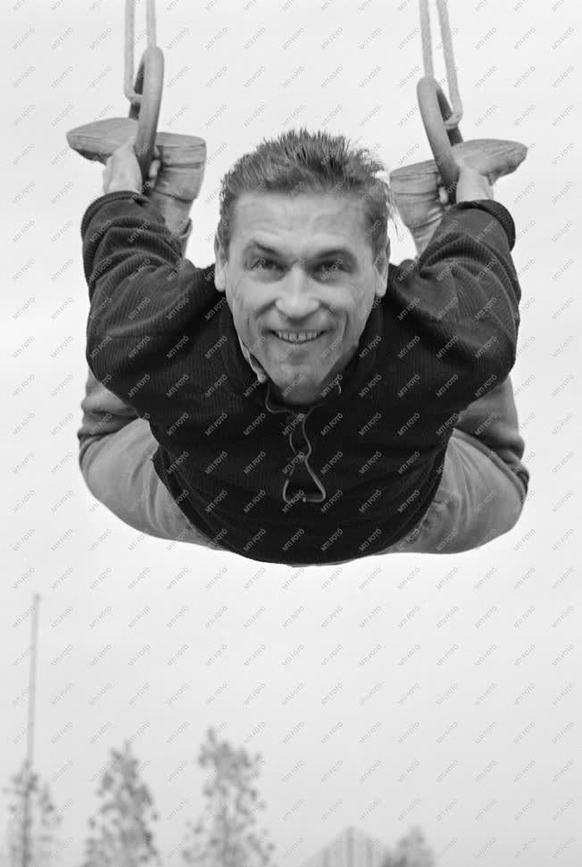 Sport - Labdarúgás - A válogatott keret edzése