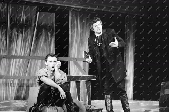 Színház - George Bernard Shaw: Blanco Posnet elárultatása