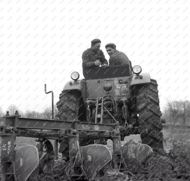 Mezőgazdaság - Oktatás - Munkában a Pápai Traktorosképző hallgatói