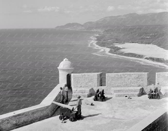 Turizmus - Del Morro erőd