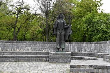 Városkép - Budapest - Fasizmus áldozatainak emlékműve