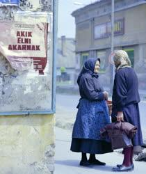 Városkép-életkép - Asszonyok