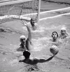 Sport - A Szovjetunió-Magyarország vízilabda-mérkőzés