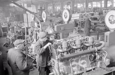 Ipar - A Wilhelm Pieck Vagon- és Gépgyárban