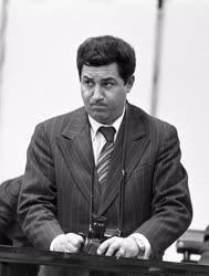 Belpolitika - A Hazafias Népfront VII. kongresszusa - MTI