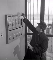 Postai szolgáltatás - Új levélkézbesítési forma Csepelen