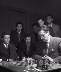 Sport - Sakk - XV. Magyar Sakkbajnokság