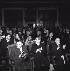 Belpolitika - A Budapesti Városi Tanács alakuló ülése