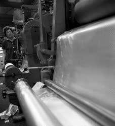 Egy év alatt 2700 tonna aluminium fólia.