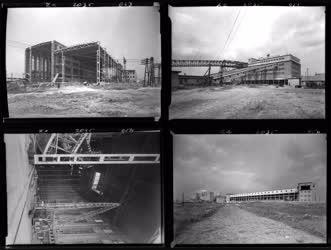 Ipar - Építkezés - Tiszapalkonya Hőerőmű - Berentei széno