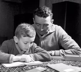 Életkép - A barcsi Winkler Imre és családja
