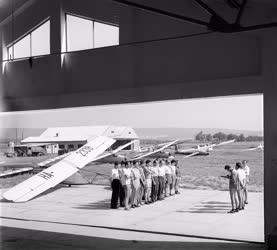 Évforduló - Harminc éves a MÁV Repülő Klub