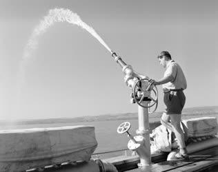 Ipar -  Járműipar - Katasztrófavédelem - Tűzoltóhajó