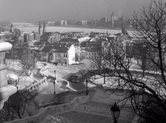 Városkép - Téli Budapest