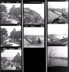 Városkép - Életkép - Budapesti képek