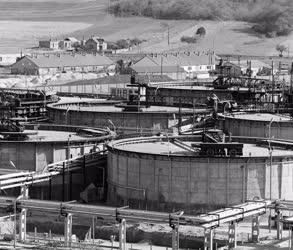 Ipar - Vállalat - Épül az Ajkai Timföldgyár