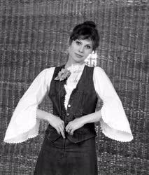 Káldi Nóra Jászai-díjas színésznő
