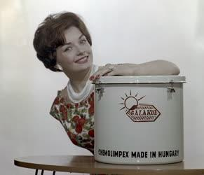 Reklám - Vegyipari termék a Chemolipextől
