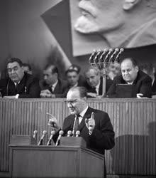 Belpolitika - Az MSZMP IX. kongresszusa