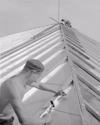 Építőipar - Pesti Vigadó lemezfedési munkái
