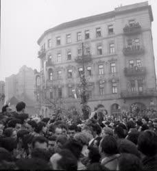 Ötvenhat emléke - Október 23-i tüntetés