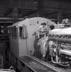 Ipar - Ganz-Mávag Mozdonygyár