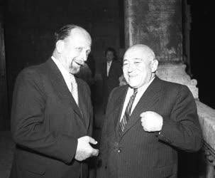 Rákosi Mátyás kommunista politikus