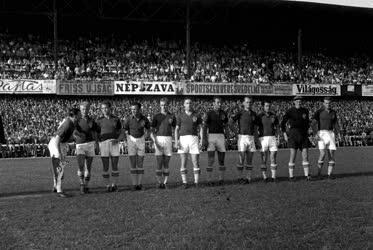 Sport - ÉDOSZ-Honvéd labdarúgó-mérkőzés