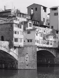 Városkép - Olaszország - Firenze - Ponte Vecchio