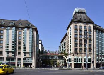 Épületfotó - Budapest - Mercure Budapest Korona Hotel