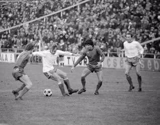 Sport - Ferencváros-Csepel NB I-es labdarúgó-mérkőzés