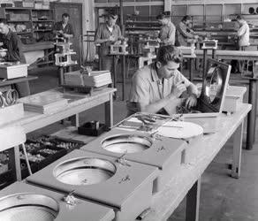 Ipar - Mechanikai Mérőműszerek Gyára