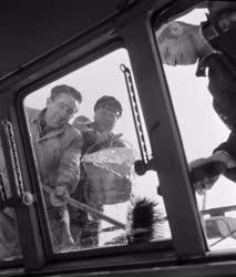 Közlekedés - Készülődés a balatoni hajózási szezonra