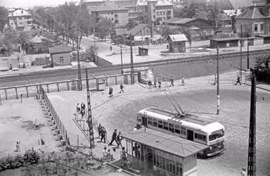 Közlekedés - 70-es Trolibusz