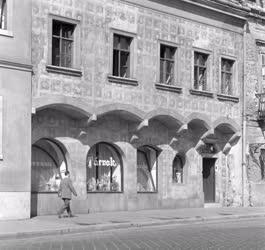 Budapest - Budai Vár - Tárnok utca 14.