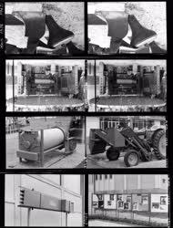 Kiálítás - Ipar - Budapesti Ipari Vásár - Találmányok