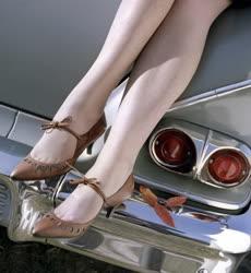Reklám - Cipőreklám