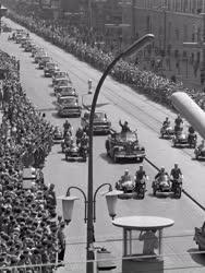 Látogatás - Jurij Gagarin Budapesten