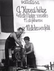 Ipar - Koreai Hét az üzemekben