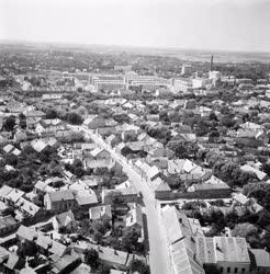 Városkép - Debrecen látképe