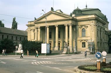 Városkép - Nagyvárad - Szigligeti Színház